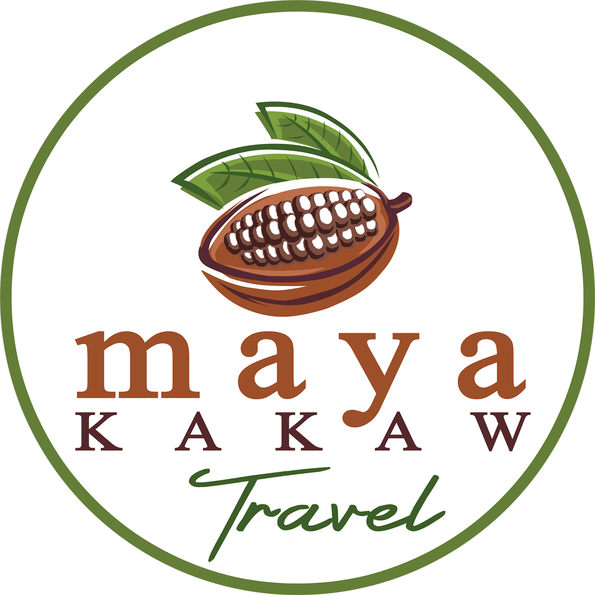 Maya kakaw Travel